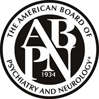 seal of The American Board of Psychiatry and Neurology
