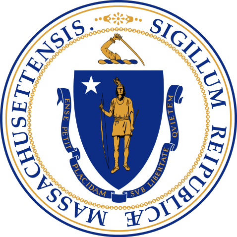 seal of Massachusettensis Sigilium Republicae
